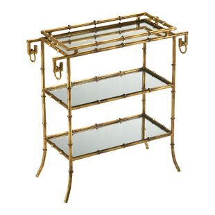 Bamboo Tray Table by Cyan Design