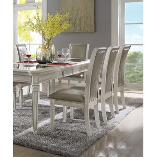 Lamotte Upholstered Dining Chair (Set of 2) by One Allium Way