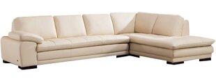 Stockbridge Leather Sectional