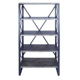 Hogansville Etagere Bookcase by Foundry Select