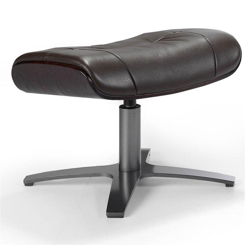 Scanmod Design Couchhocker Johan Aus Echtleder Wayfairde
