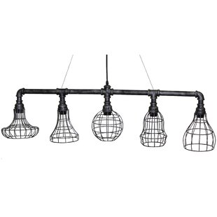 Cambra 6-Light Kitchen Island Pendant by Williston Forge