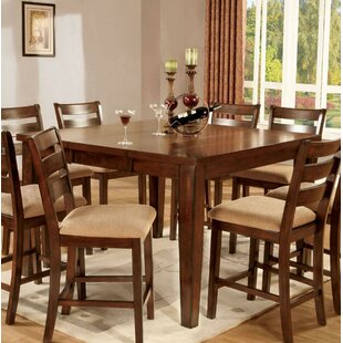 Prendergast Counter Height Table Solid Wood Dining Table