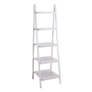 Mayview Ladder Bookcase by Highland Dunes