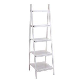Spacio'S Ladder Bookcase by UMA Enterprises