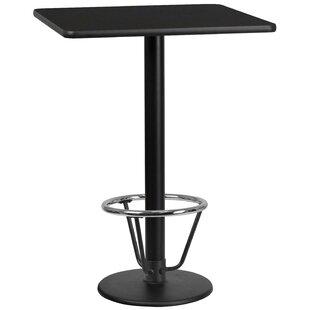 Ebern Designs Basil Laminate Dining Table
