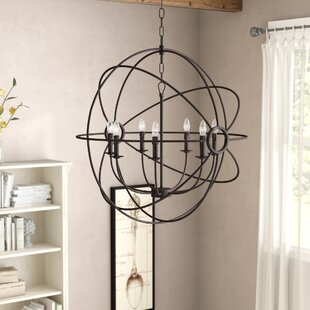 Padilla 7-Light Globe Chandelier