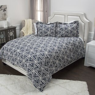 Donny Osmond Home My Perfect Rhyme Cotton 3 Piece Bedding Set