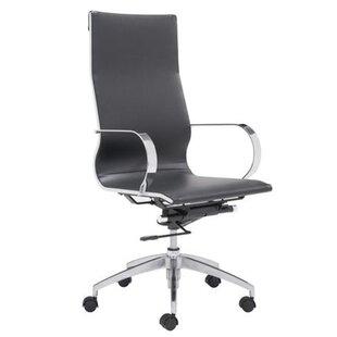 Orren Ellis Aleisha Conference High Back Desk Chair