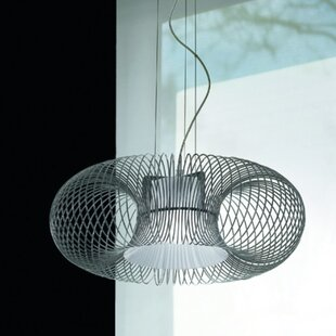 Morosini Spring 1-Light Drum Pendant