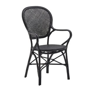 Ojas Stacking Patio Dining Chair