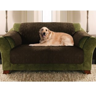 Yes Pets Double Diamond Box Cushion Sofa Slipcover
