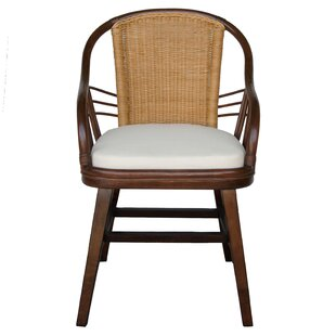 Keanu Solid Wood Dining Chair Bayou Breeze