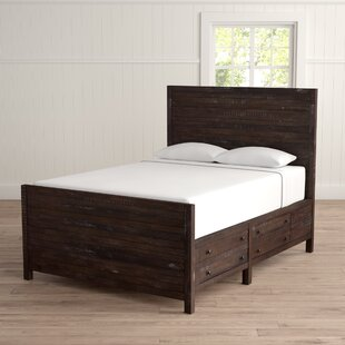 Rune Storage Platform Bed by Mistana 2019 Coupon