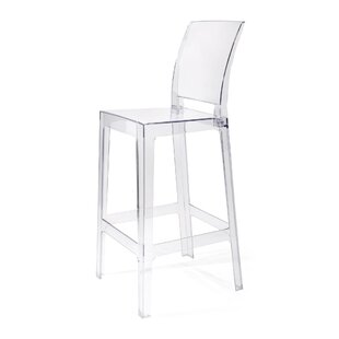 Valmar Plastic Bar Stool by Mercer41