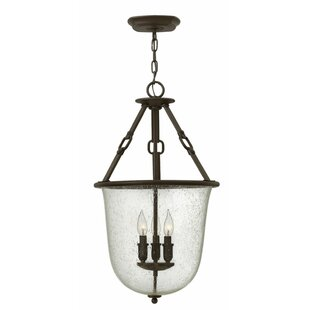 Dakota 3-Light Urn Pendant by Hinkley Lighting