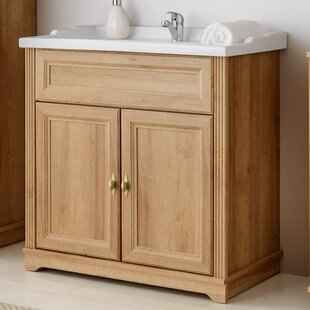 Freestanding kitchen sink unit wayfair palace riviera 80cm under sink storage unit workwithnaturefo