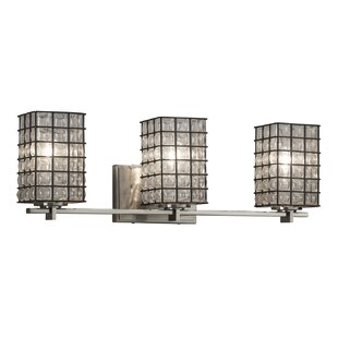 Williston Forge Demaio 3-Light LED Vanity Light