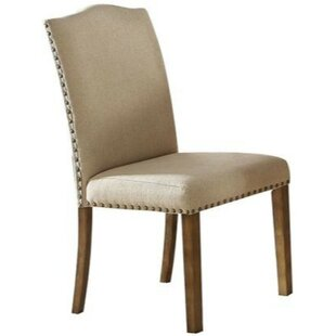 Cosmo Upholstered Dining Chair (Set Of 2) by Alcott Hill Bargain