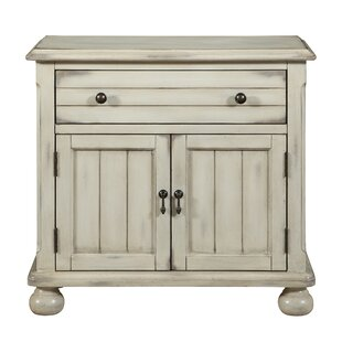 Augustine 1 Drawer Accent Cabinet