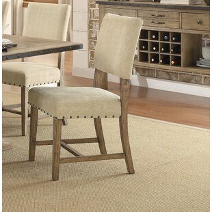 Best Choices Cantin Upholstered Dining Chair (Set of 2) by Gracie Oaks