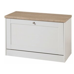 Harry Wood Storage Bench