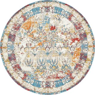 Hartell Multi Area Rug by Bungalow Rose