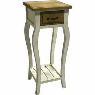 Gilley Wooden End Table
