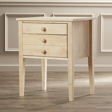 Lucretia End Table by Charlton Home
