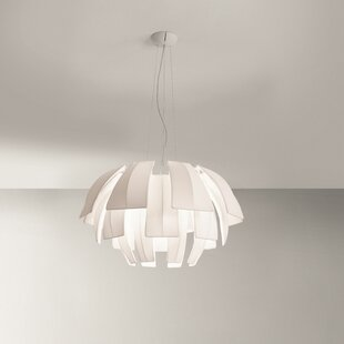 Burruss 3-Light Novelty Chandelier by Orren Ellis