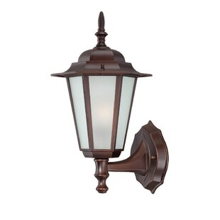 Read Reviews Stovall Outdoor Sconce By Charlton Home