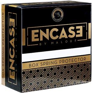 Malouf Encase Box Spring Hypoallergenic W..