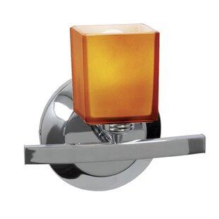 Ebern Designs Ferragamo 1-Light Bath Sconce
