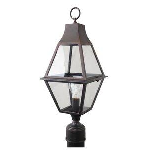 Fiqueroa 1-Light Lantern Head