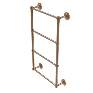 Allied Brass Que New Wall Mounted Towel Rack