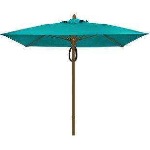 Fiberbuilt Prestige 6' Square Market Umbrella