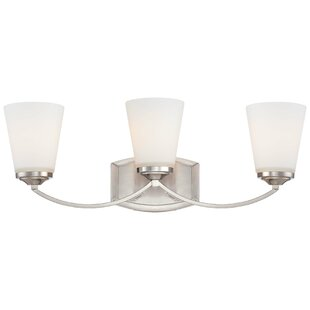 Alcott Hill Parish 3-Light Vanity Light