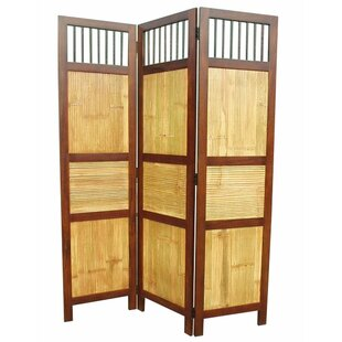 D-Art Collection Bahama 3 Panel Room Divider