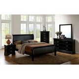 Staats Sleigh 5 Piece Bedroom Set by Charlton Home
