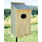 Audubon/Woodlink Duck Nest 23 in x 11 in x 15.5 in Birdhouse
