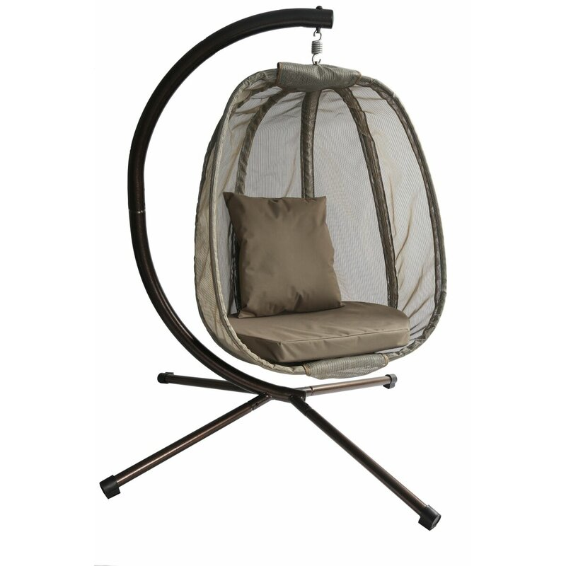 Charmant Egg Swing Chair With Stand