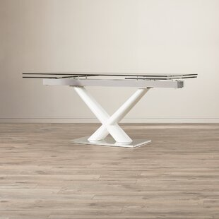 Beechwood Extendable Dining Table by Orre..