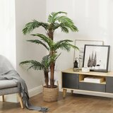 55'' Artificial Palm Tree in Pot