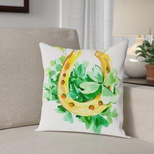 Suren Nersisyan St. Patrick's Day Throw Pillow
