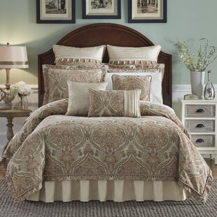 Croscill Home Fashions Birmingham 4 Piece Comforter Set