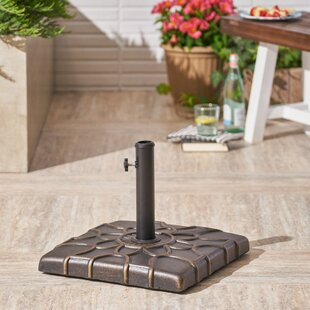 Liberatore Outdoor Concrete Free Standing Umbrella Base