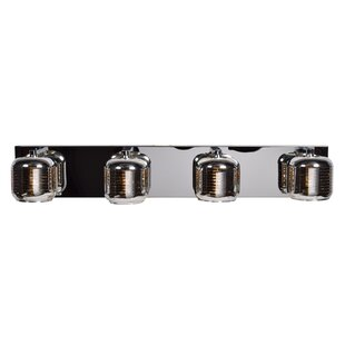 Orren Ellis Devereau 4-Light Bath Bar