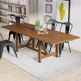 Claybrooks Dining Table by Gracie Oaks
