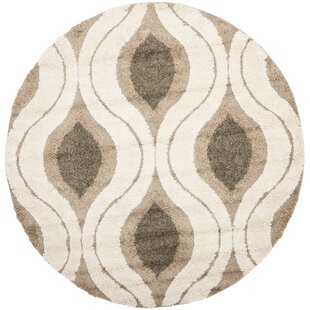 Fulton Cream/Smoke Area Rug by Langley Street