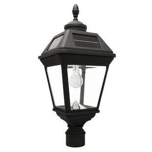 Imperial 1-Light LED Lantern Head By Gama Sonic Outdoor Lighting